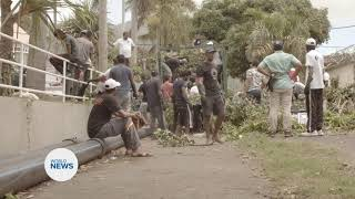 Cleaning Campaign launched in Mauritius