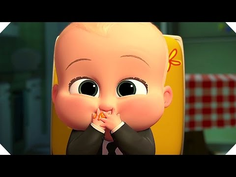 "THE BOSS BABY - ""Weird Baby!"" - Movie CLIP (Animation, 2017)"