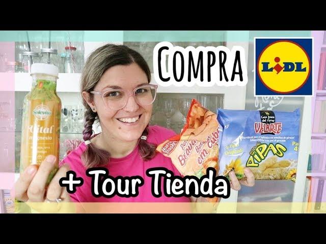 COMPRA LIDL 2018 | Novedades y Ofertas LIDL + Tour Tienda