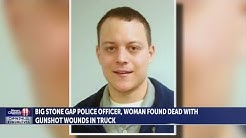 Community mourns the loss of Big Stone Gap, VA officer found dead Sunday morning