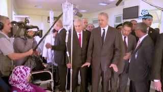 زيارة الوزير الاول لولاية سطيف