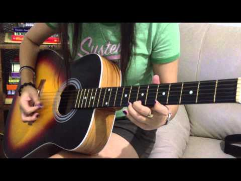 lovesong 311 acoustic cover - aayenster