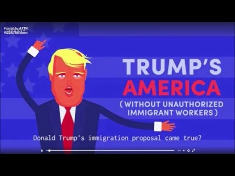 NEON NAZISM & IMMIGRATION IS THE NEW SLAVERY ( NEW WORLD NEWS NETWORK )