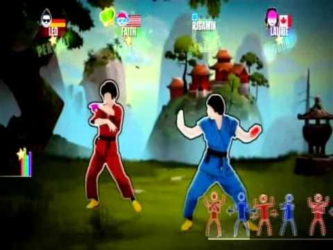 Just Dance 2016 Kool Kontact By Glorious Black Belts (Wii)