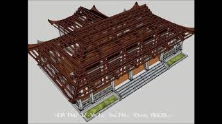 Vietnam Pagoda Design and Construction