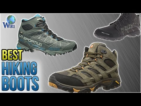 10 Best Hiking Boots 2018