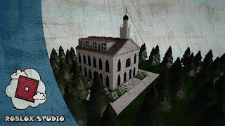 Speed Build | Kirtland Temple | Roblox Studio
