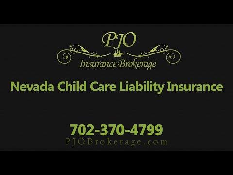 Child Care Liability Insurance in Nevada | PJO Insurance Brokerage
