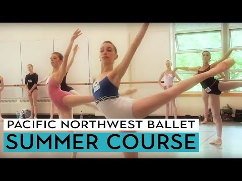Pacific Northwest Ballet's Summer Course Overview