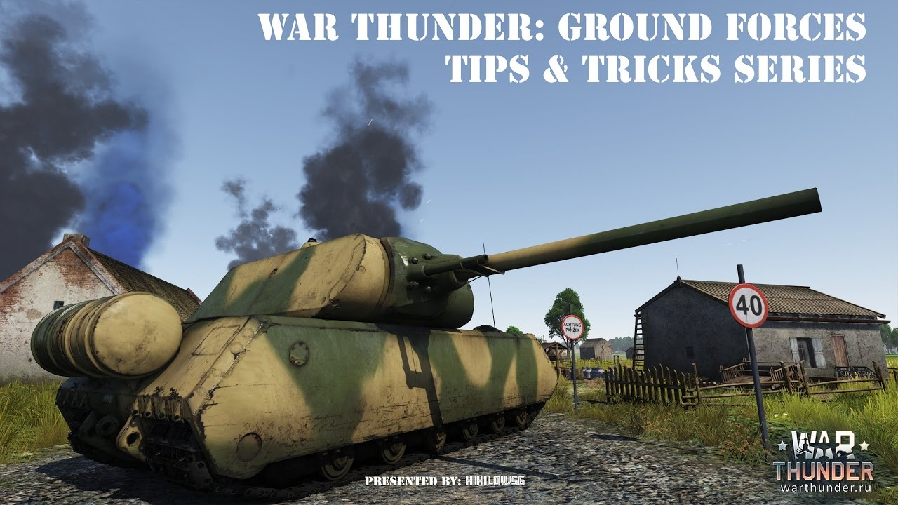 Episode X: Spotting! War Thunder: Ground Forces; Tips and