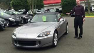 2007 honda s2000 review in 3 minutes you ll be an expert on the s2000