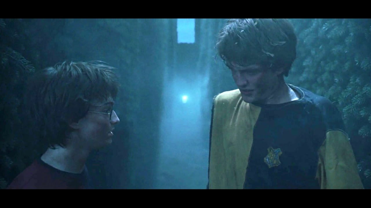 harry potter and the goblet of fire the third task scene