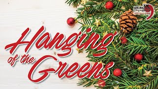 Hanging of the Greens | November 29, 2020
