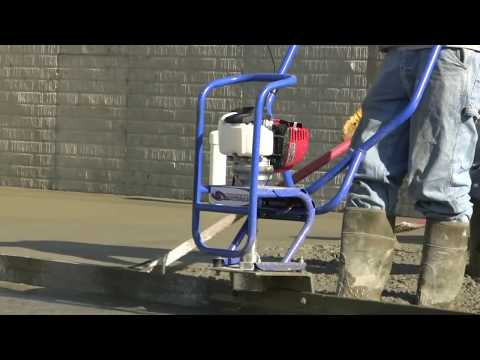 SHOCKWAVE POWER SCREED