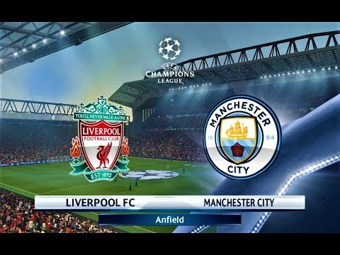 Liverpool vs Manchester City | UEFA Champions League 2018 | PES 2018 Gameplay HD