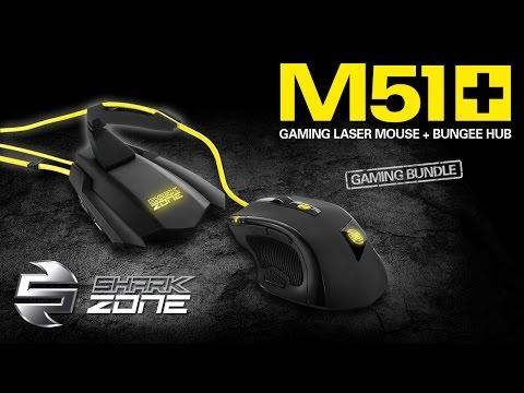 Sharkoon SHARK ZONE M51+ [en]