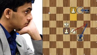 Dominance : Nihal Sarin vs Rauf Mamedov | TATA Steel Chess 2020