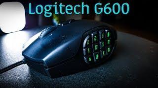 Logitech G600 Review | The Best Razer Naga Alternative