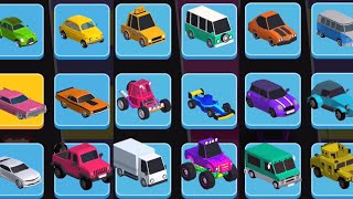 Traffic Run! All Vehicles Reviewed and Ranked screenshot 3