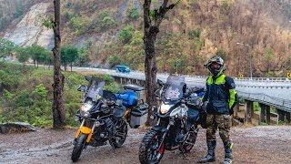 Honda CB500X & Versys in Northeast Thailand, ONE TWO TRIP!!!
