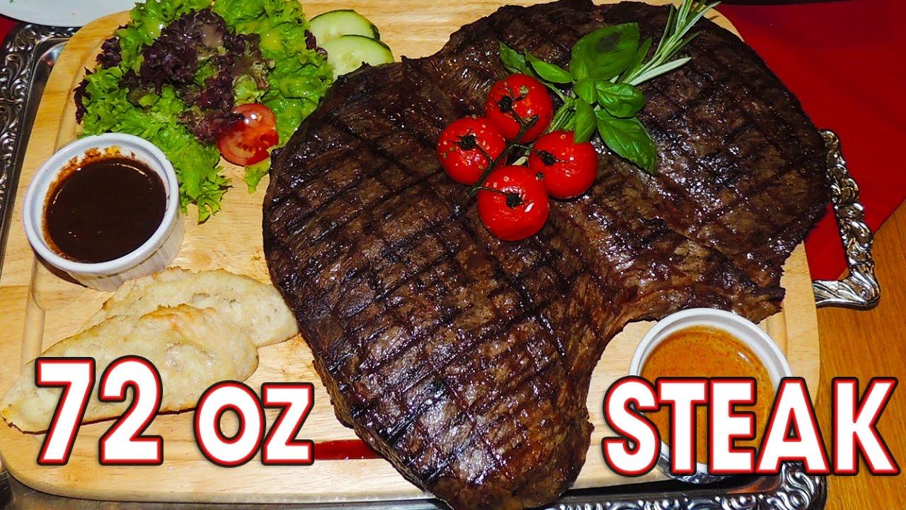 porterhouse 72oz steak challenge in germany youtube. Black Bedroom Furniture Sets. Home Design Ideas