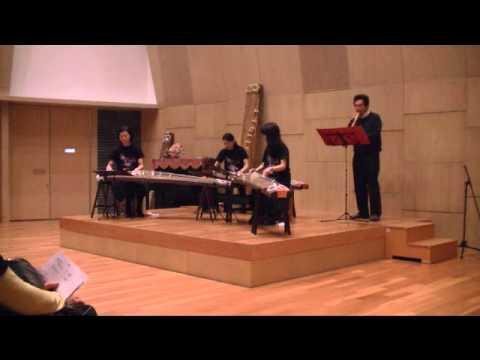 千鳥の曲(箏曲です。吉沢検校作曲)   by kyouzan