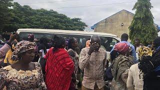 Nigerian gunmen free dozens of students after months in captivity