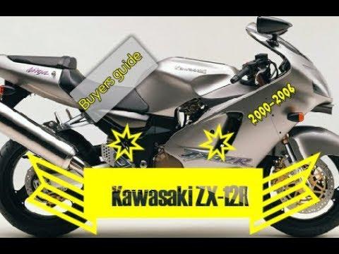 Kawasaki ZX 12R 2000 – 2006 Buyers Quide