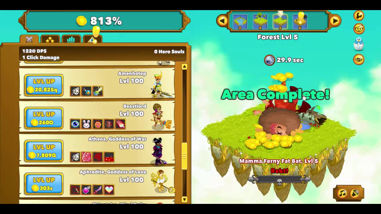How To Hack Clicker Heroes On Steam Code 2019 Youtube