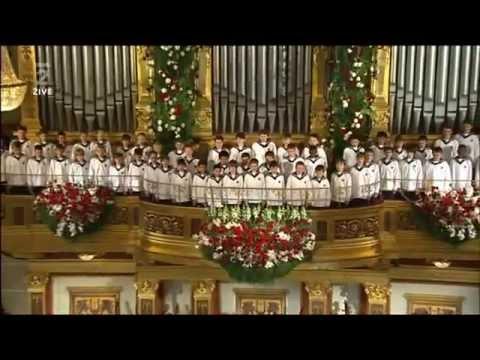 Vienna Boys Choir   Vienna New Year's Concert 2012 Joseph Strauss Feuerfest Fireproof) Polka françai