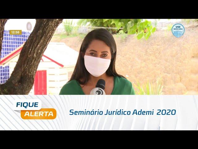 Seminário Jurídico Ademi  2020