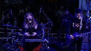 Garik & Sona - te axjik lineir  (live at Aznavour square) HD