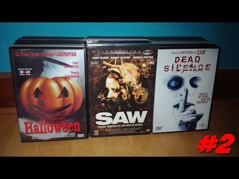 Ma Collection de Films D'Horreurs #2