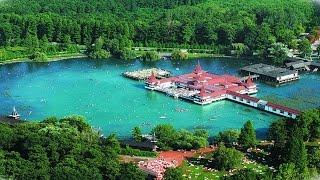 118.Хевиз -озеро здоровья(В Венгрии есть необычное озеро в городке Хевиз не далеко от Балатона. Это уникальное озеро обладает редкими..., 2016-10-22T13:54:27.000Z)