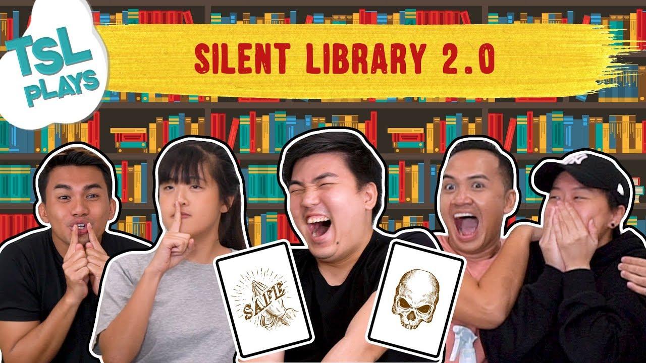 TSL Plays: Silent Library 2.0