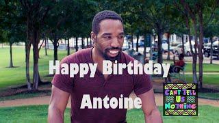 CTUNImprov Sketch - Its Always Sunny on Antoine's Birthday
