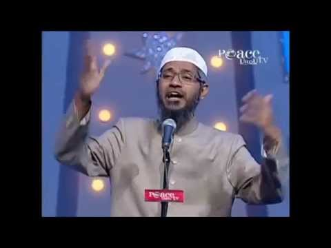 Salman Rushdie is Fool - Dr. Zakir Naik