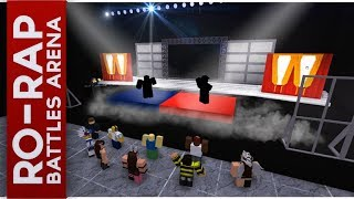 rap battles    ROBLOX (part1)