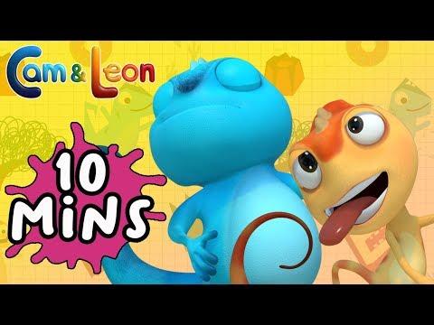 Best Compilation | 10 Minutes Compilation #5 | Cam & Leon