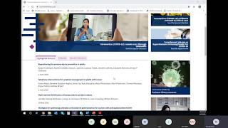 Bhekisisa  Cochrane  Webinar #1:  Finding the evidence  Navigating the Cochrane Library