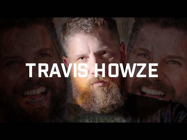 Travis Howze: Comedian, Marine, Firefighter, Motivational Speaker, Author of Create Your Own Light