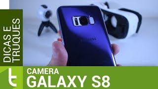 Dominando a câmera do Galaxy S8/S8+ com nosso TOP 20 dicas e truques | Vídeo do TudoCelular