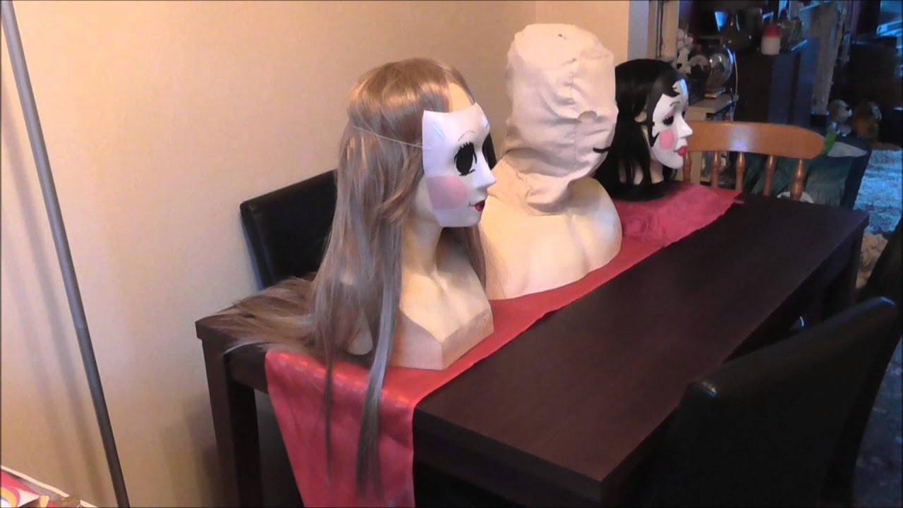 the strangers masks for sale youtube