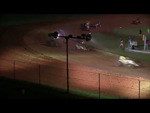 USAC INDIANA SPRINT WEEK A MAIN AT BLOOMINGTON SPEEDWAY
