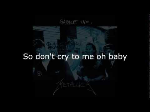 Metallica - Die, Die My Darling Lyrics (HD)