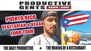 Puerto Rico // Vegetarian and Vegan Food Tour #PuertoRico #vegetarian #vegan