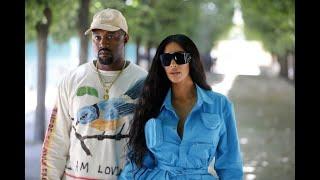 El firme mensaje que Kim Kardashian le manda a Drake en defensa de Kanye