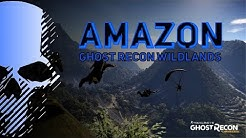 AMAZON !!!! - Ghost Recon Wildlands (Xenonight, Mr.Moustache)