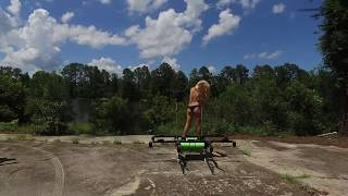 Video Woman Flying on a drone Jeff Elkins vipe6000@gmail.com download MP3, 3GP, MP4, WEBM, AVI, FLV Februari 2018