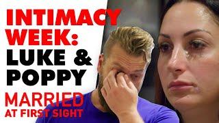 Luke And Poppy Leave On Intimacy Week | Mafs 2020